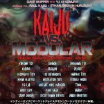 KAIJU vs. MODULAR @ SuperDeluxe | May 13, 2016