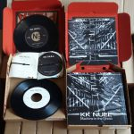 "KK NULL brand new 7 inch vinyl ""Machine in the Ghost"""