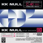 "KK NULL ""Star Breaker"" CASSETTE TAPE"
