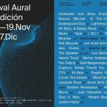 KK Null + Balázs Pándi live at Festival Aural in Mexico | Dec. 14