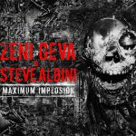 "ZENI GEVA + Steve Albini ""Maximum Implosion"" 2CD"