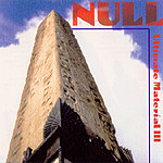 "NULL ""Ultimate Material III"" CD"