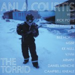 "ANLA COURTIS with KK NULL and more ""The Torrid"" CD"