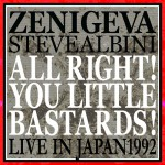 "ZENI GEVA & STEVE ALBINI ""All Right! You Little Bastards!"" DIGITAL DOWNLOAD"